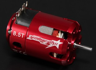 TrackStar 8.5T Sensored 4620KV motor sin escobillas de alta RPM (ROAR aprobado)