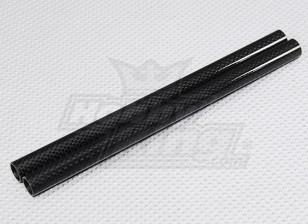 Turnigy Talon V2 fibra de carbono Boom 221mm (2 piezas)
