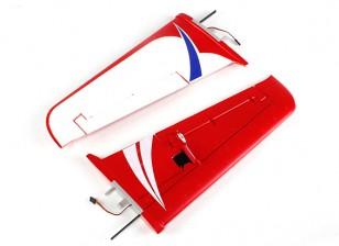 H-Racer rey Edge 540 V3 800 mm - conjunto de reemplazo del ala principal