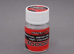 TrackStar silicona aceite de Diff (alta viscosidad) 30000cSt (50 ml)