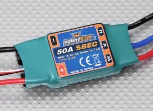 HobbyKing 50A ESC 4A UBEC