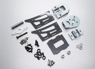 Turnigy Talon Tricopter (V1.0) - Cola Integrado Conjunto de montaje servo