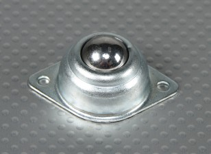 Acero de ruedas Omni Bola 49x20x32mm