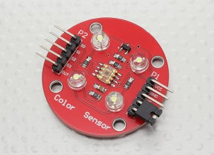 Módulo sensor de reconocimiento de color Kingduino