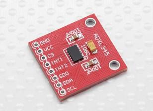 Placa de aceleración Kingduino ADXL345 Eje Digital