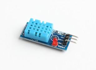 Temperatura DHT11 Kingduino digital y sensor de humedad
