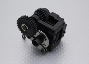 Dos velocidades Completo del 1/16 Turnigy 4WD Nitro Racing Buggy