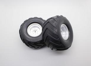 Juego de ruedas - A2032 (2pcs)