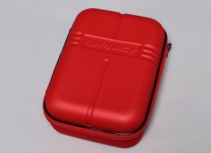 Turnigy Transmisor Bolsa / estuche de transporte (rojo)