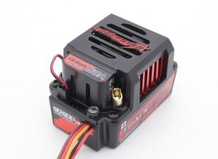 TrackStar 150A GenII 1 / 8th escala Sensored sin escobillas CES coches - (PC programable)