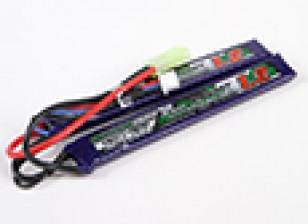Turnigy nano-tech 1200mAh 2S 25-50C Lipo AIRSOFT Paquete