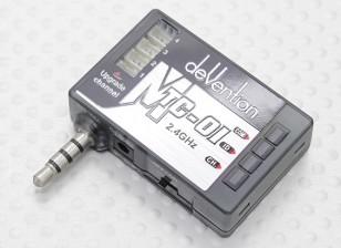 Walkera RC cubo mágico MTC-01 Módulo Transmisor Devention para WK / Android