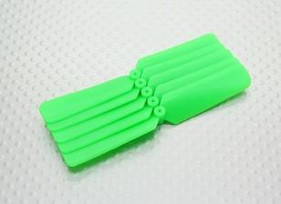 Hobbyking ™ Hélice 3x2 verde (CCW) (5pcs)