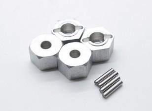 Tóxico Nitro - Alum Cubo de rueda