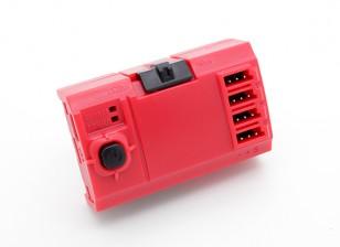 Servo Turnigy centrado herramienta de configuración (rojo)
