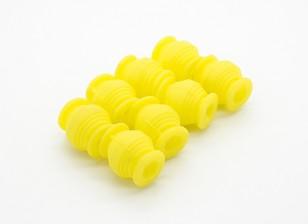 Bolas de amortiguación de vibraciones (200 g = amarillo) (8 PCS)