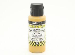 Vallejo Color Superior pintura acrílica - ocre amarillo (60 ml)