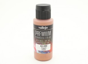 Vallejo Color Superior pintura acrílica - Cobre (60 ml)
