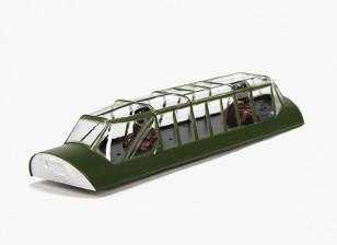 Durafly ™ Messerschmitt Bf.110 - Sustitución del pabellón