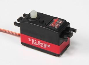 Turnigy ™ DRFT-303 1/10 de D-Spec dirección servo 4,5 kg / 0.10sec / 39g