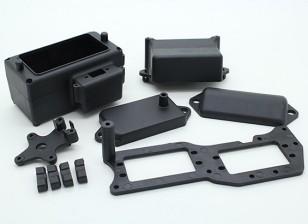 Receptor y la caja de batería - Trooper Nitro