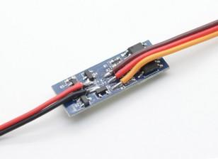 Turnigy metal retracción - PCB de repuesto Pequeño