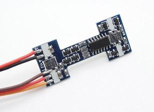 Turnigy metal retracción - PCB reemplazo grande