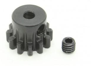 12T / 3,175 mm M1 de acero endurecido engranaje de piñón (1 unidad)