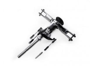 DFC completo cabeza de rotor principal para HK550 HK600-(Eje Corto Version) (1 unidad)
