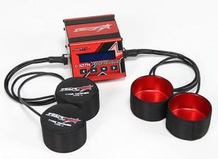 TrackStar 1 / 10th escala de los neumáticos más cálido