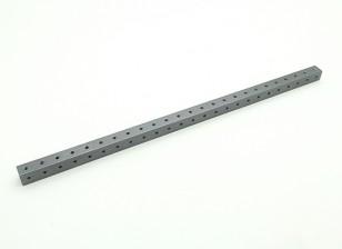 RotorBits Preagujerada-aluminio anodizado de construcción Perfil de 250 mm (Gray)