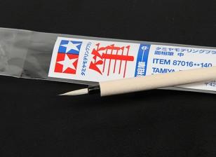 Tamiya estándar en punta del cepillo Medio (artículo 87016)