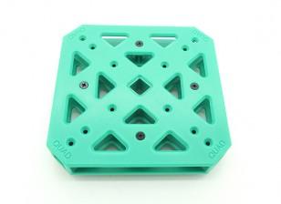 RotorBits QuadCopter Centro de montaje (verde)