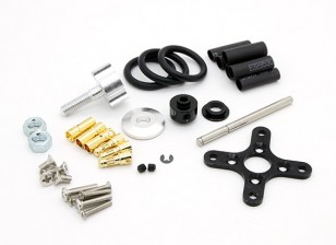 KD A22-XXL de accesorios del motor Paquete (1 Set)