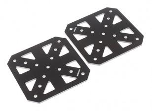 RotorBits Compuesto X Brace 56x56mm (2pcs / bolsa)