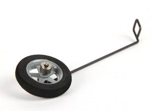 Hobbyking® ™ 1160mm palillo de Slow - Sustitución de la cola del engranaje