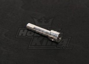 Impulsor del concentrador para obtener (EDF55 y 64) del eje 2.3mm