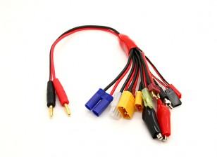 10 en 1 multi de la carga del adaptador de enchufe Conjunto (1 unidad)