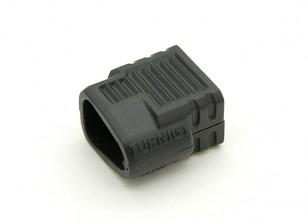 Turnigy BigGrips conector adaptadores T-enchufe hembra (6 sistemas / bolsa)