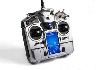 Turnigy TGY-i10 Sistema 10CH 2.4GHz Digital Proporcional RC con telemetría (Modo 2)