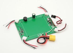 Quanum Nova FPV GPS Waypoint QuadCopter - Junta de Distribución de Energía