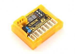 OrangeRX controlador DSM Diversidad