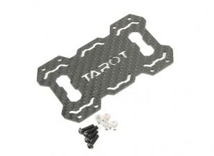 Tarot T810 y T960 Fibra de carbono del montaje de la batería