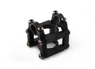 90Deg tubo adaptador de la abrazadera y Reducción (32x 26x30mm)
