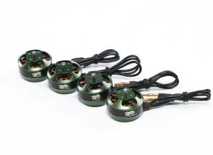 Multistar Elite 2204-2300KV 2-4s paquete de 4 (2/2 CCW / CW)