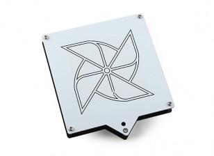 1,2 GHz Wireless circular RHCP Antena Patch (SMA) CPATCH12