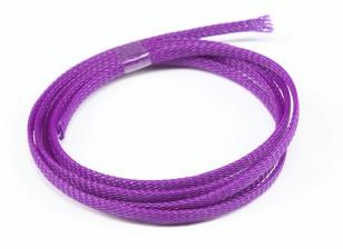 Malla de alambre de 3 mm Guardia púrpura (1m)