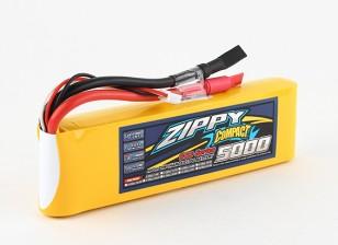ZIPPY Compacto 5000mAh paquete 2s 60c Lipo