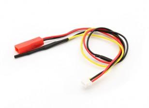 Vuelo Paquete de tensión y del sensor de temperatura para el sistema de telemetría OrangeRx.