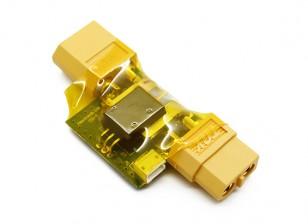 Sensor de corriente para el sistema de telemetría OrangeRx
